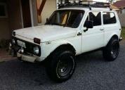 Excelente jeep lada niva  - 1992