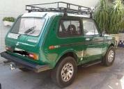 Excelente lada niva verde lindo  - 1991