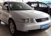 excelente audi a3 2006 1.8 20v gasolina 4p manual  - 2006