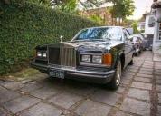 Excelente rolls-royce silver spirit 1981