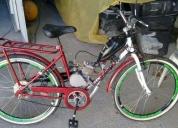 Excelente bicicleta. motorizada. gasolina  - 2015