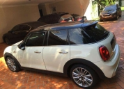 Excelente mini cooper s top 2.0 twinturbo 2015