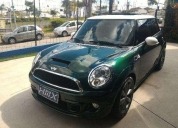 Excelente mini cooper s turbo  - 2013