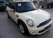 Mini one automático m2013