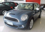 Excelente mini cooper s turbo  - 2010