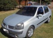 Clio sedan 20044 1.6 mpi ar cond direção air bag rodas raridade só 12.990 trocofinancio  - 200