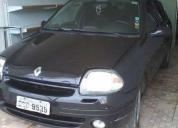 Excelente renault clio sedan completo  - 2001