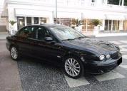 excelente jaguar x-type  - 2007
