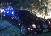 Excelente jaguar s-type limosine 2001