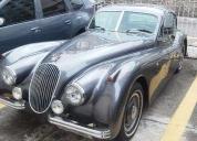 Vendo jaguar xkr americar / classic xk 120.