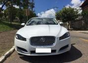 Oportunidade! jaguar xf premium luxury - 240cv branco 2013