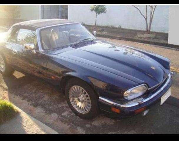 jaguar conversível xj v12 impecável.