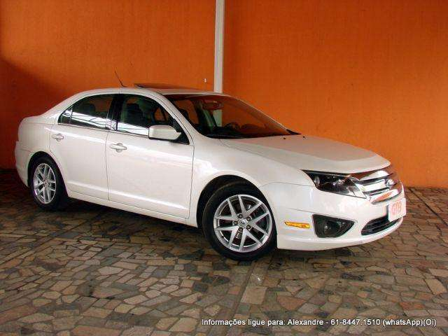 Excelente ford fusion sel 2.5 4p 2010 2011  - 2011