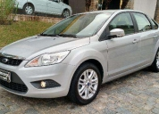 Excelente ford focus sedan glx 2.0 aut  - 2013