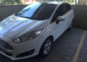 Excelente ford fiesta se 1.6 automatico hatch - 2014
