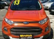 Vendo ford ecosport 2013 freestyle 2.0  - 2013