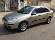 Focus sedan 2007 completo c/gnv