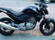 Vendo cb 300r moto muito nova