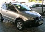Excelente vw - volkswagen crossfox  - 2007