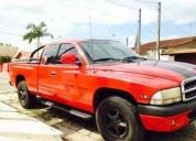 Vendo dodge dakota v6 gasolina e gnv  - 1999