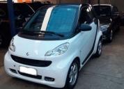 Smart fortwo 2012 1.0 cabrio turbo 12v gasolina.