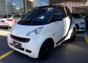 Excelente smart fortwo 1.0 turbo cabrio  - 2010