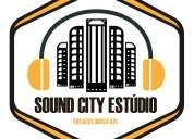 Sound city estúdio - ensaios musicais - perdizes
