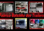 Vende-se trailer novo de fabrica tratar: fone 51/31125350/91016996 whats
