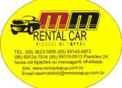 Mm rent a car aluguel de carros boa vista
