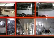 Fabrica especializada em fabricação de trailers e veículos para lanches