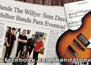 Banda anos 60 para festas e eventos