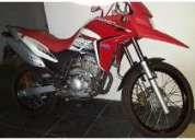 Moto honda xre 300, vermelha, joia impecável, 10.000 kms, doc ok