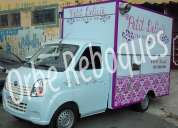 Food truck, trailer fabricação na medida certa