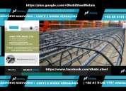 Vergalhão de aço para construção civil a venda