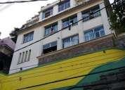 Casa 5 andares 43 suites, bar, a 2 ruas da praia de copacabana, excelente investimento inovador ok