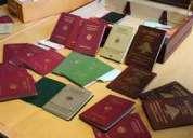 Agente de viagem internacional para serviços consulares.(passprts.department@gmail.com)