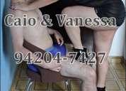 Lindo casal de massagistas em osasco