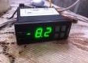 Termostato para refrigeração e outras utilizações rj