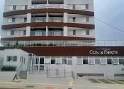 Apartamento em goiania 2 quartos 1 suite 1 vaga setor sudoeste  residencial costa oeste