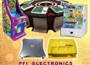 Slot machines e muito mais. nós enviamos para qualquer cidade ou país.  electronics pfi