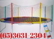 Locação de cama elástica cuiaba (65)3631-2304 pipoca