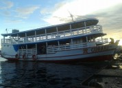 Aluguel de barcos manaus am