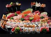 Curso de comida japonesa shushi