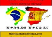 Tradutor juramentado de espanhol em fortaleza