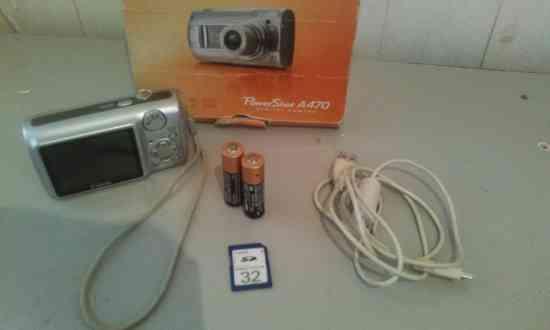 Vendo camera digital Canon segunda mão em bom estado