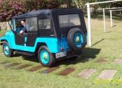 Jeep  willys quatro portas