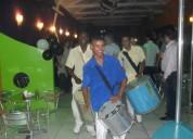 Contratar artistas de samba e pagoge e show de bateria de escola de samba (11)95206-8371