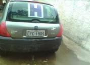 Renault clio 2001 cinza