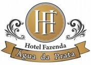 Hotel fazenda agua da prata ,prox. praia do forte hotel campestre