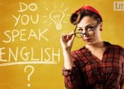 curso acelerado de inglês